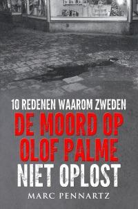 Boek over moord op Olof Palme
