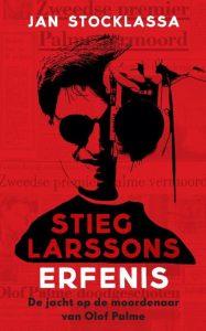 Stieg Larssons Erfenis boekomslag